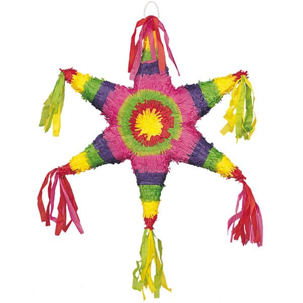 Mexicaanse Ster verrassings Pinata