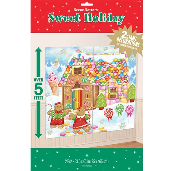 Kerst Sweet Holidays Scene Setters Add Ons