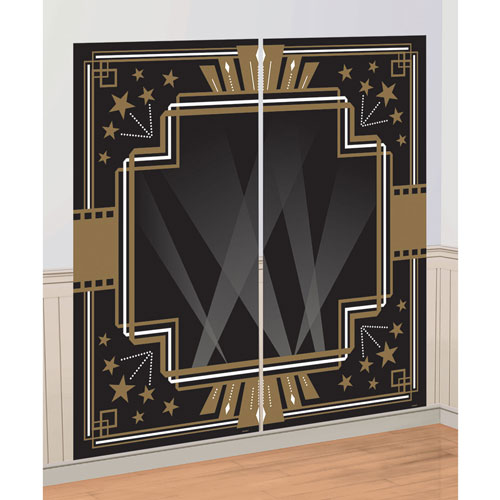 Hollywood Photo Booth Achtergrond Scene Setter Add-On Wall Decorating Kit