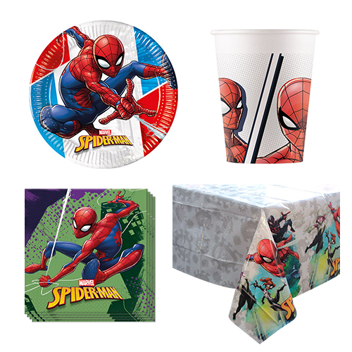Spider-Man 8 Person Value Party Pack